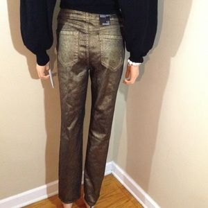 INC International Concepts Jeans - 🎉New INC International Concepts Gold Tone Jeans